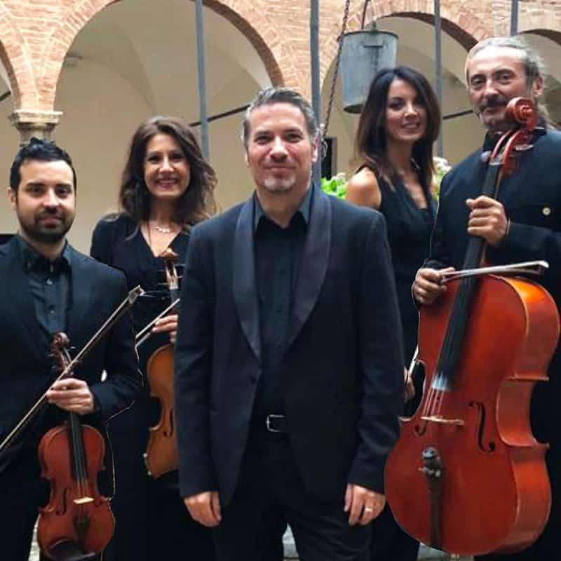 L'Eclaire Alternative String Quartet e Piano