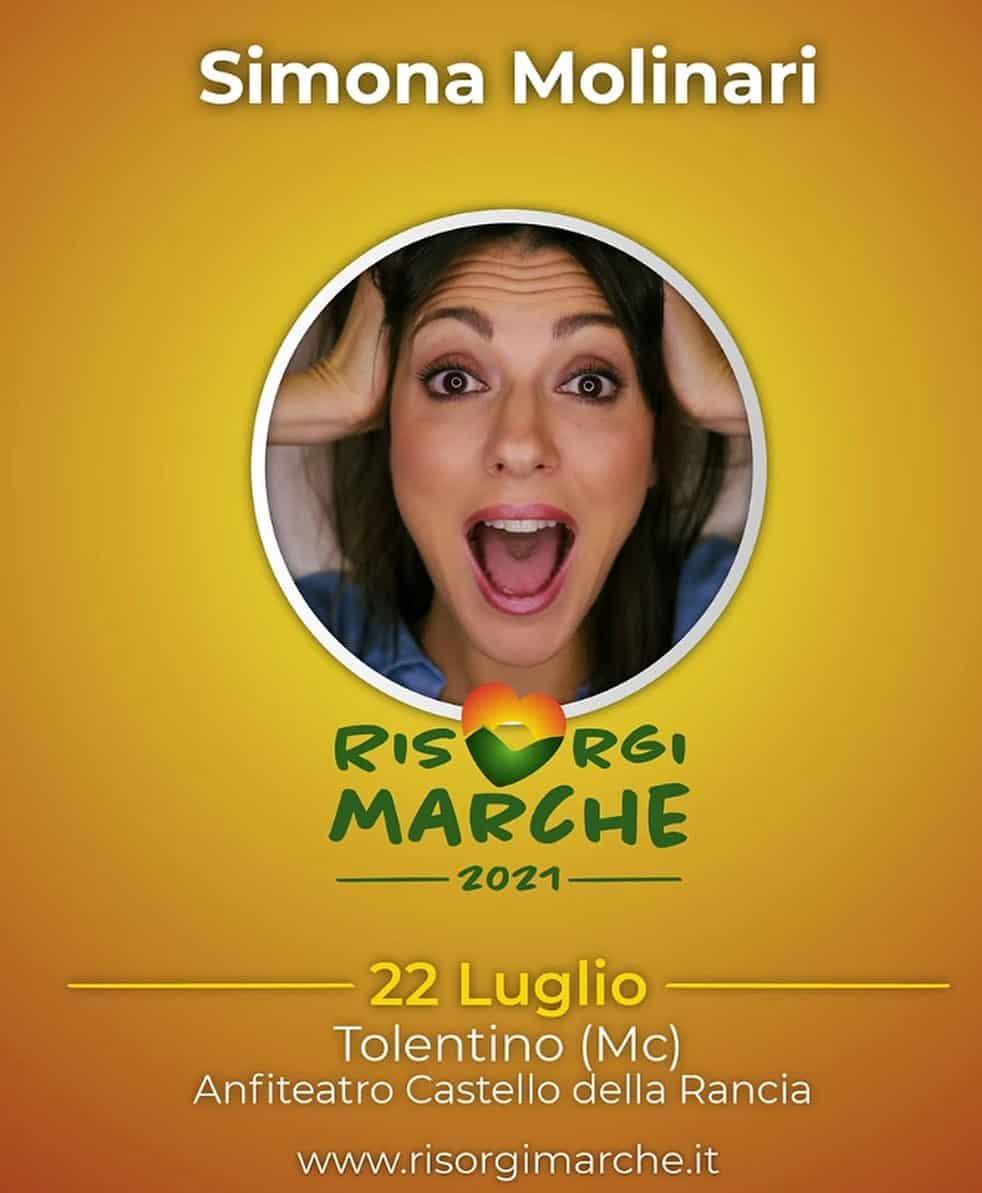 SIMONA MOLINARI - Risorgi Marche 2021