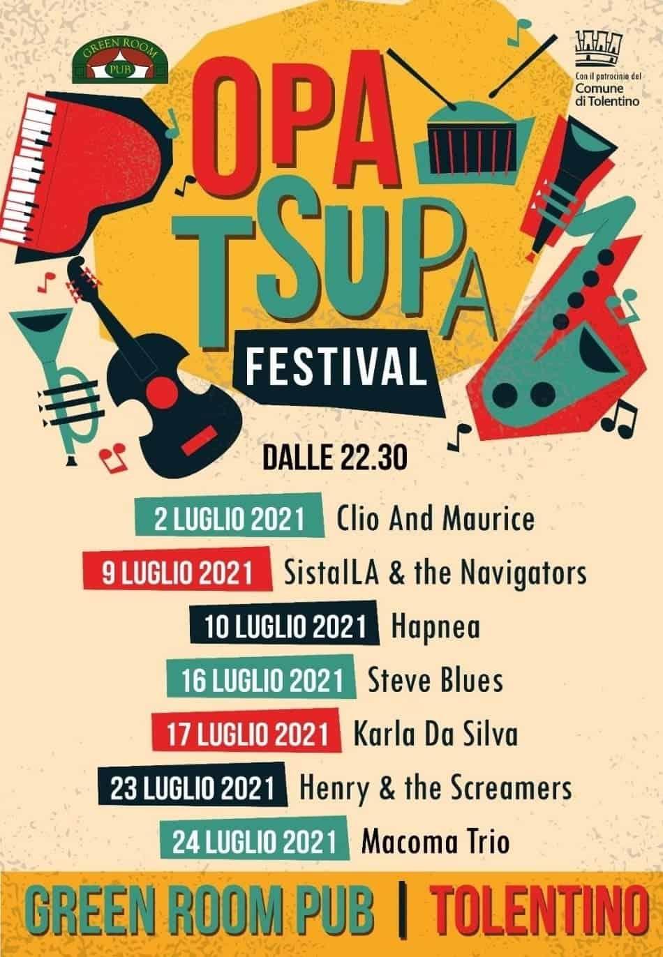 OPA TSUPA festival