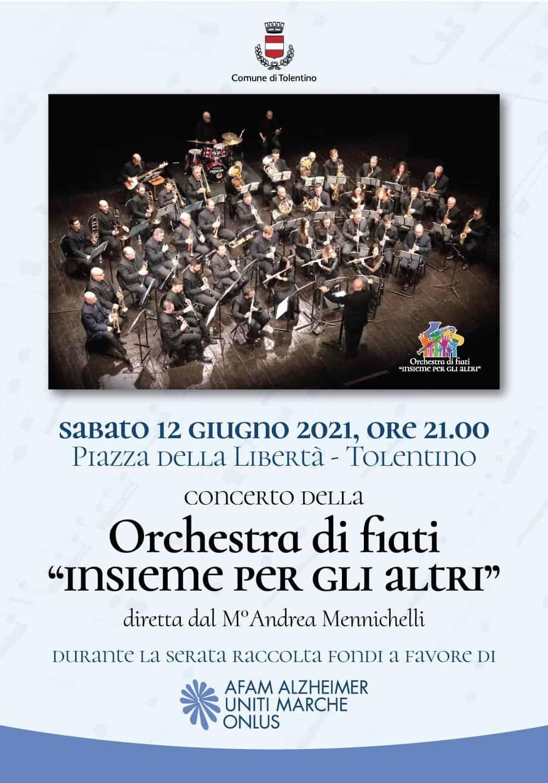 """Orchestra di fiati """"Insieme per gli altri"""""""