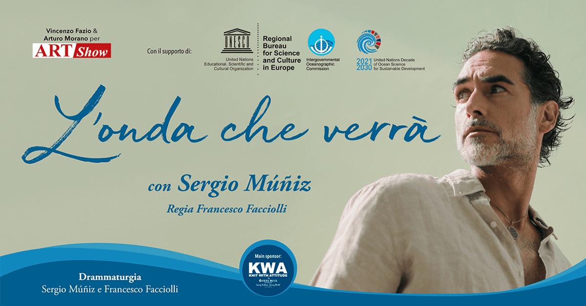 Sergio Múñiz in L'onda che verrà