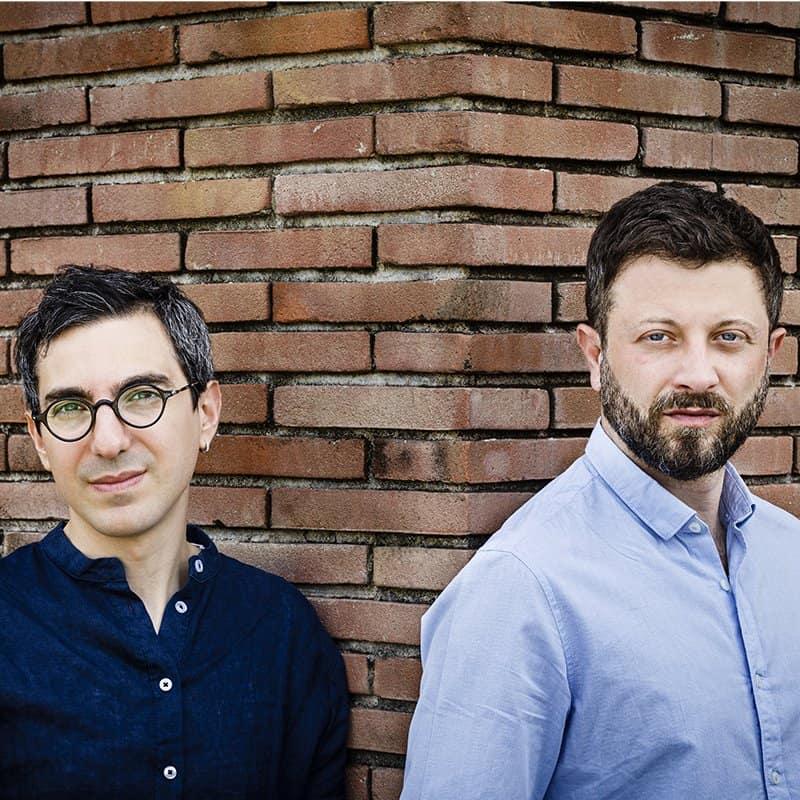 Duo Squitieri-Oliva Fonèma – pianoforte e violoncello