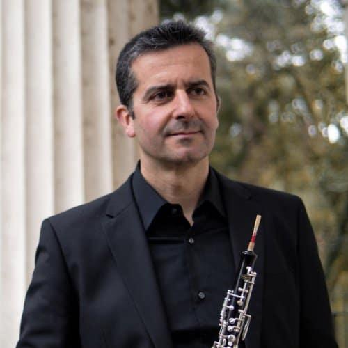 Francesco Di Rosa ed Ensemble Brancadoro Oboe ed archi