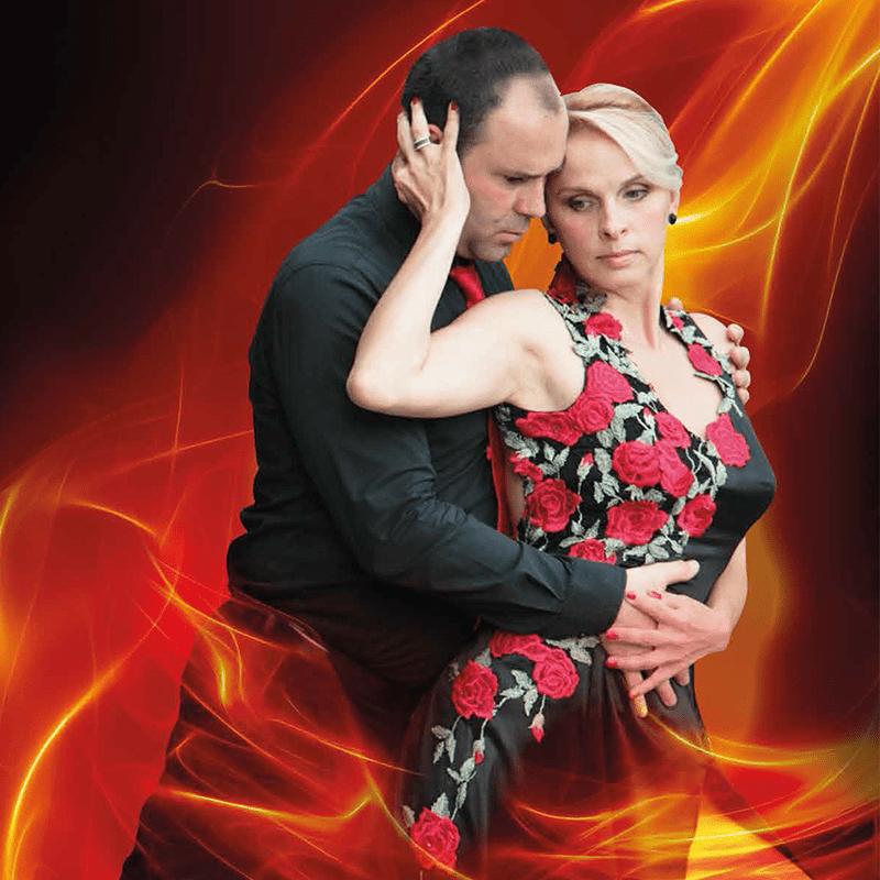 Pasion Tango e Tangofonici …Nell'abbraccio del tango