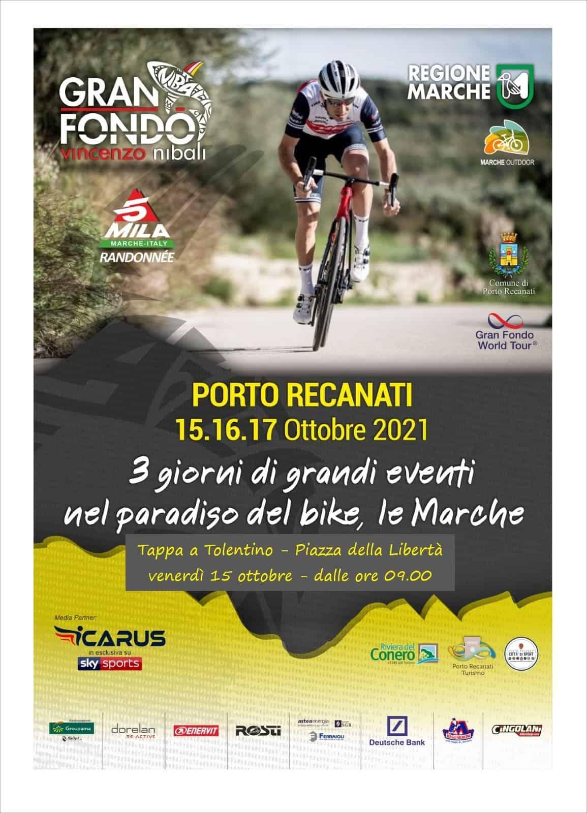 "Granfondo ""Vincenzo Nibali"""